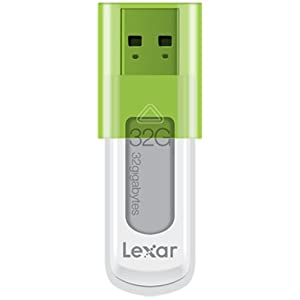 Lexar 32GB USB Hi Speed Jump Drive S50 Pendrive With Easy Transfer,Store & Share