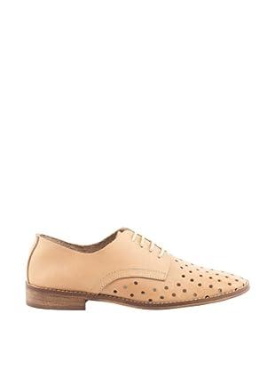 Misu Zapatos Blucher Soft (Cuero Natural)
