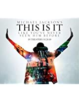 MICHAEL JACKSON:THIS IS IT