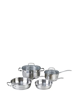Kevin Dundon 6-Piece Stainless Steel Cookware Set