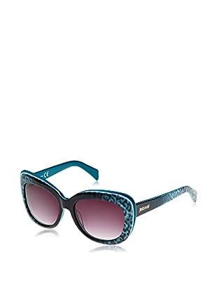 Just Cavalli Sonnenbrille Jc681S (55 mm) türkis/schwarz