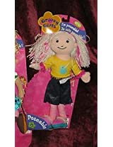 Groovy Girls Poseable Doll - Trissa