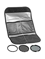 Hoya 55Mm 3 Digital Filter Set With Pouch