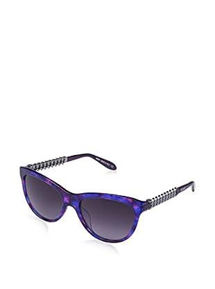 Moschino Occhiali da sole 775S01 (56 mm) Blu/Viola