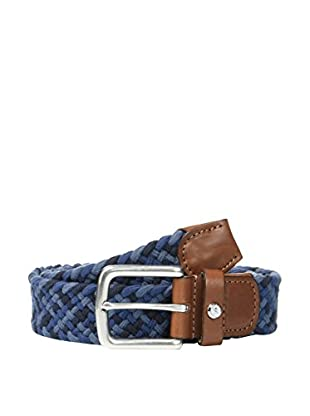 Hackett London Cinturón Multi Plait Belt