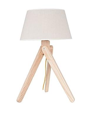 Light UP Tischlampe Wood holz