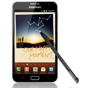 Samsung Galaxy Note | Colour Black