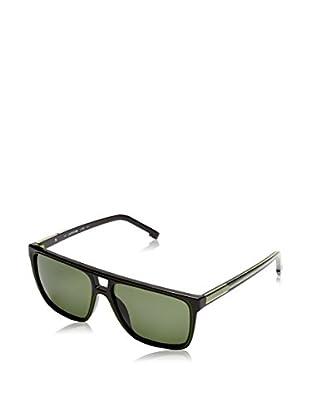 Lacoste Gafas de Sol L743S_001 (58 mm) Negro