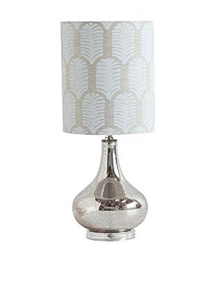 Mercana Cright Table Lamp, Cream
