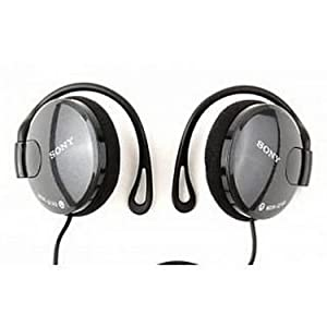 Sony MDR-Q140 Wired Headset with Mic-Black