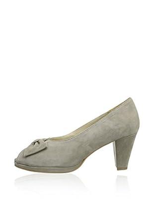 Andrea Conti Zapatos peep toe