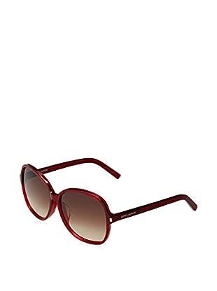 Yves Saint Laurent Gafas de Sol Classic 8/F (59 mm) Rojo