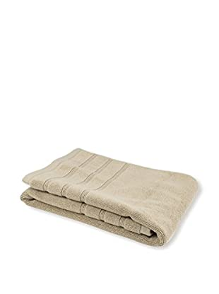 bambeco Organic Cotton 700 Gram Bath Mat, Flax
