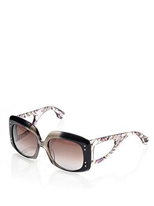 Emilio Pucci Sonnenbrille EP681S grau/schwarz