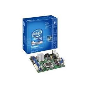 Intel DQ45EK Executive Series Q45 Mini-ITX DDR2 800 vPro Intel Graphics 1333MHz FSB LGA775 Desktop Board - Retail