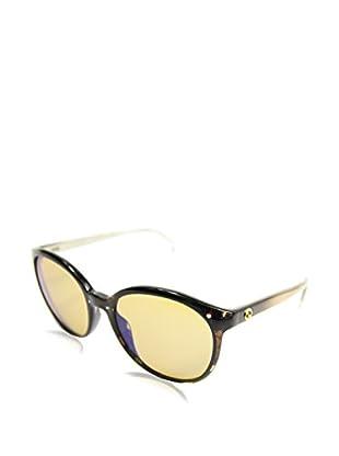 Gucci Sonnenbrille GG-3697/S-H61 (56 mm) dunkelbraun 56