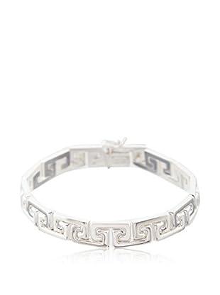 Córdoba Joyeros Armband Greca silber