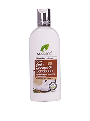 Dr Organic Balsamo Capelli Virgin Coconut Oil 265 ml