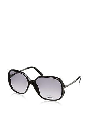 Fendi Women's FS5208 Sunglasses, Black
