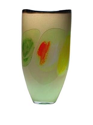Mila Brown Intermezzo Oval Vase