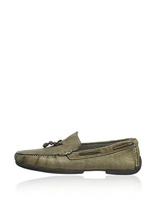 Pantofola D´Oro Slippers E.Lazzarini Mocassino (Caqui)