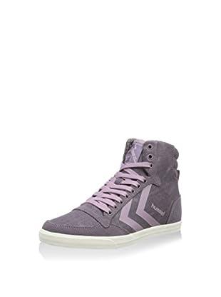 Hummel Hightop Sneaker Waxed Herringbone