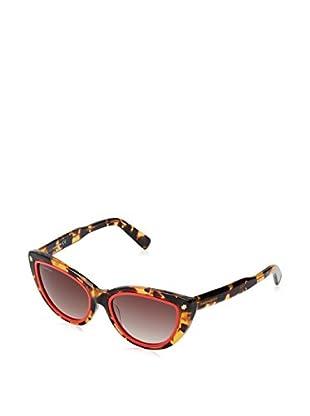 D Squared Sonnenbrille DQ017053 (53 mm) havanna/rot