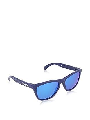 Oakley Sonnenbrille Frogskins Mod. 9013 901347 blau