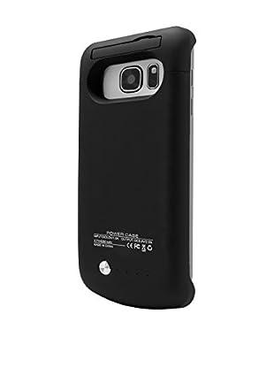 Unotec Funda Con Batería Samsung Galaxy S7 Negro