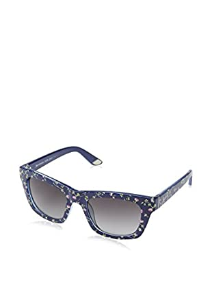 Juicy Couture Gafas de Sol Ju 559/S (51 mm) Azul / Multicolor