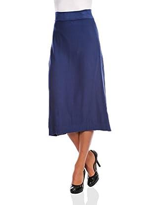 Bleu Marine Falda Merry
