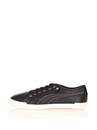 Puma Corsica RW 353695 Damen Sportive Sneakers (Schwarz (black-dark shadow-whisper 01))