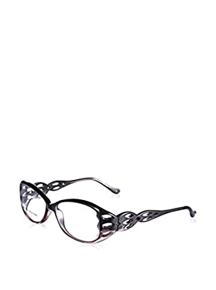 John Galliano Montura JG500155 (55 mm) Negro / Rosa