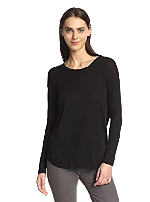 Central Park West Women's Double Layer Tank Sweater