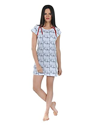 Play Boy Nightwear Nachthemd Miniskirt