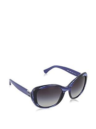 Emporio Armani Sonnenbrille 4052 53988G (54 mm) blau