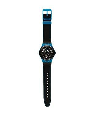 Swatch Reloj automático Unisex Sistem Blue  42 mm