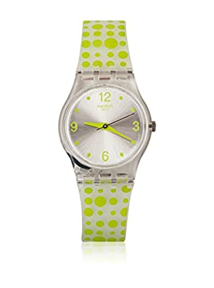 Swatch Quarzuhr Woman GREEN DARLING LK315 25.0 mm