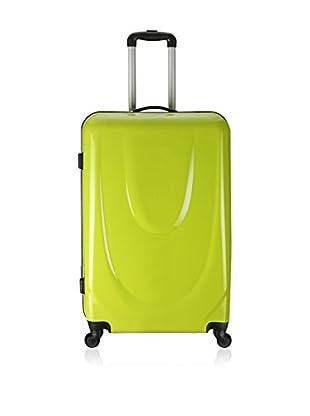 Potiron Hartschalen Trolley Flight grün  60  cm