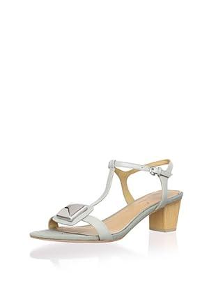 Mark + James Women's Roslin Mid-Heel Sandal (Sage)
