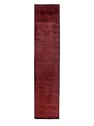 Darya Rugs Transitional Oriental Rug, Burgundy, 13' 3