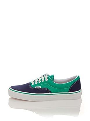 Vans Zapatillas U Era (Verde / Azul)