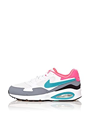 Nike Zapatillas Air Max St(Gs) (Blanco / Azul / Rosa)