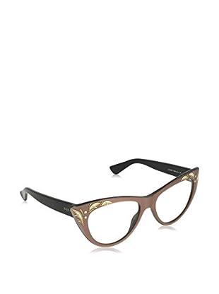 Gucci Sonnenbrille 3806/S 99 (54 mm) braun/schwarz