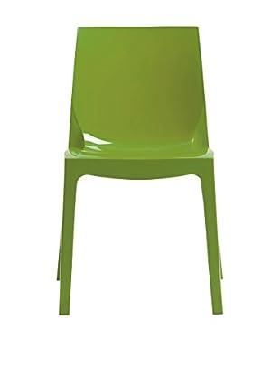 Up On Stuhl 2er Set S6317VA grün