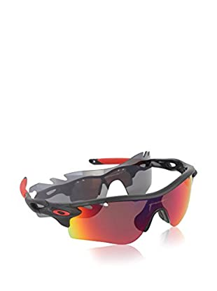 Oakley Occhiali da sole Polarized Mod. 9181 918123 (130 mm) Nero