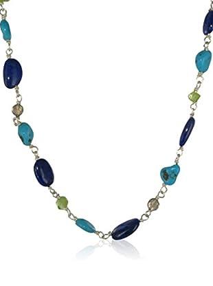 Jane Davis Halskette Sterling-Silber 925