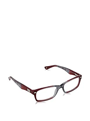 Ray-Ban Montura 5206 (54 mm) Granate / Gris