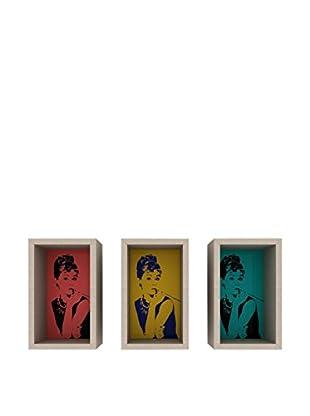 Minar Regal Audrey (Trilogy) mehrfarbig