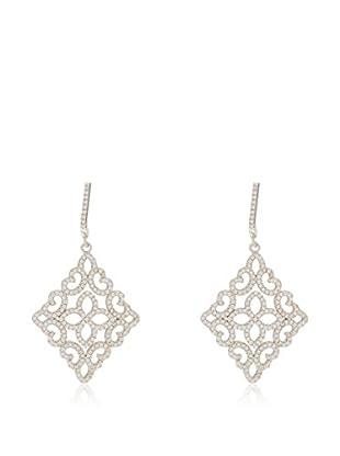 ANDREA BELLINI Ohrringe Arabesque Lumineuse Sterling-Silber 925